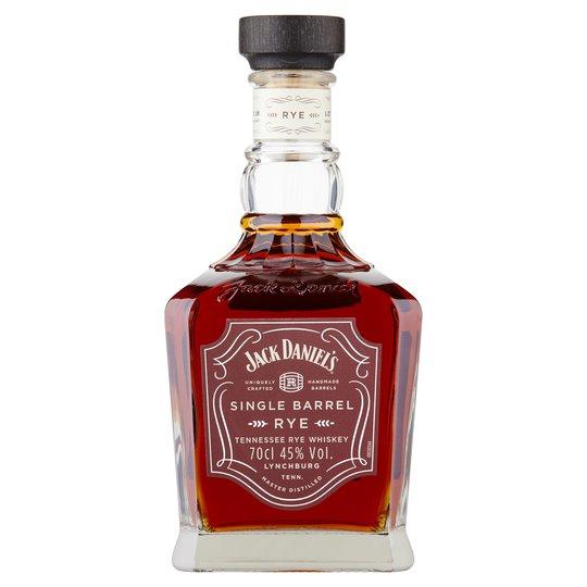Jack Daniel's Single Barrel Rye Whiskey - £35 at Tesco instore