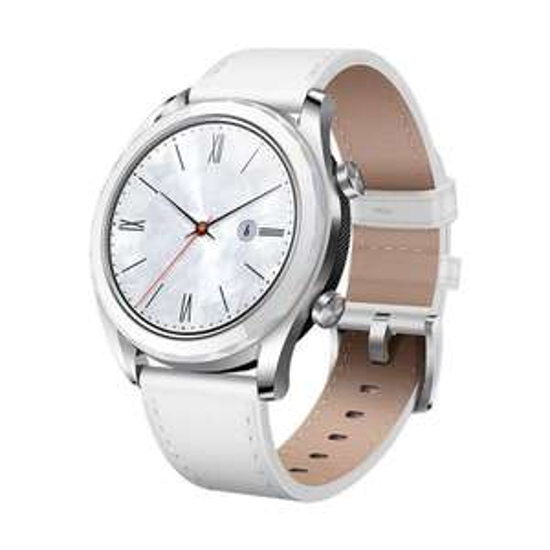 Huawei Smartwatch GT Elegant White £98.99 | Black £98.99 | Green £100.99 | Orange £100.99 @ Eglobal Central