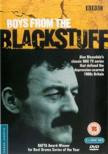 Boys from the blackstuff dvd boxset only £6.99 prime and £9.98  np @ Amazon