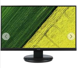 Acer K272 Series 27 Inch LED FHD Monitor £129.99 @ Argos (£3.95 Delivery Or Free C&C)