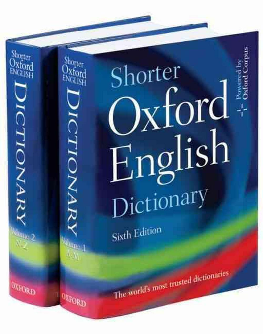 Hardcover Oxford Dictionary £2 (Broughton retail park) WHSmith