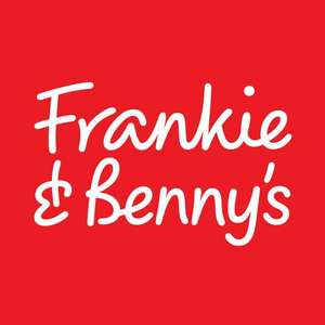 Free Main Meal with a drinks purchase at Frankie and Benny's for all students on 15th August who show their A Level results