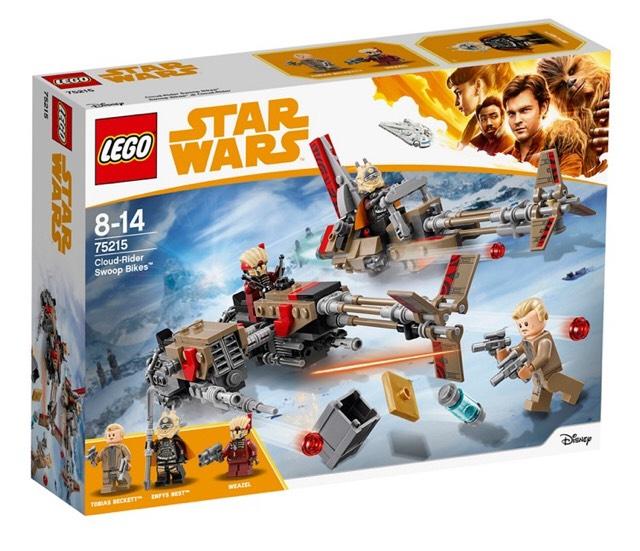 LEGO - Star Wars™ - Cloud-Rider Swoop Bikes™' set - 75215 - £13 @ Debenhams