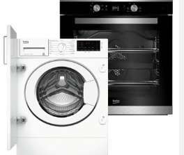 £40 off Large Kitchen Appliance Orders Over £400 at Currys PC World with code