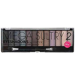Technic Mega Sultry Two Eyeshadow Palette 1.5 g - Pack of 12 Pieces @ Amazon - £2.39 Prime / £6.99 non-Prime