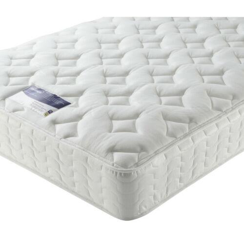 Silentnight Clara Miracoil Memory Foam Quilted Hypoallergenic Mattress - £139 @ thesilentnightstore ebay