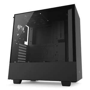 NZXT H500 Compact ATX Mid-Tower Case @ Amazon - £64.98