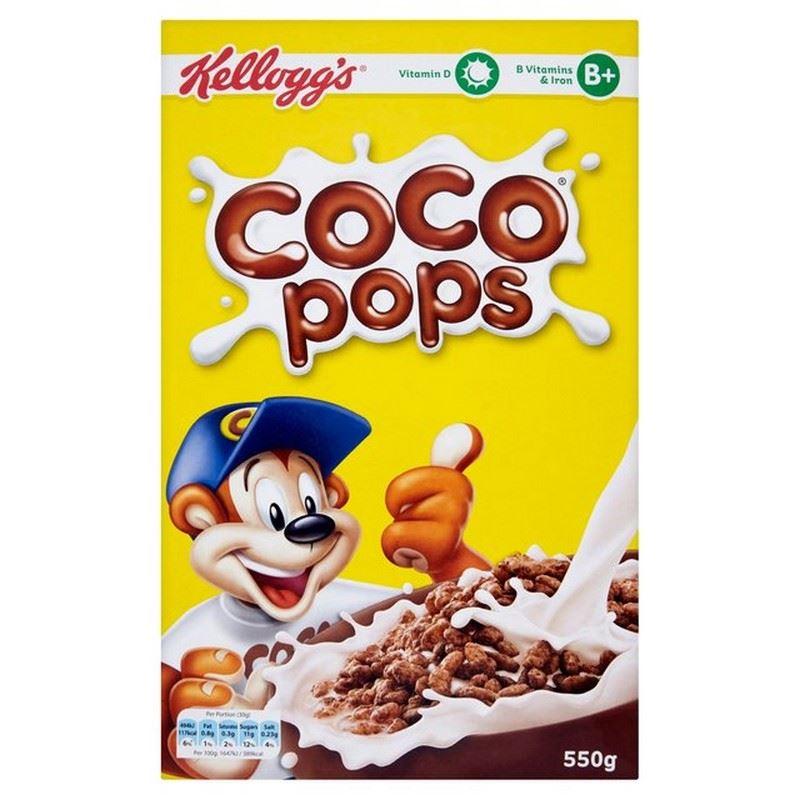 Kellogg's coco pops 510g - £1.65 @ Tesco