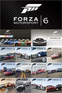 Xbox one Forza Motorsport 6 Complete DLC collection (usually £79.99)