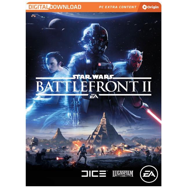 [PC] Star Wars Battlefront II | PC Download - £3.99 - Amazon