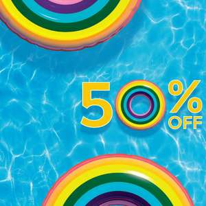 50% Off Clothing & Home Summer Sale Event @ Marks & Spencer e.g Men's Jeans for £11.25, Women's Swimsuits from £9.75, Tees from £2.25