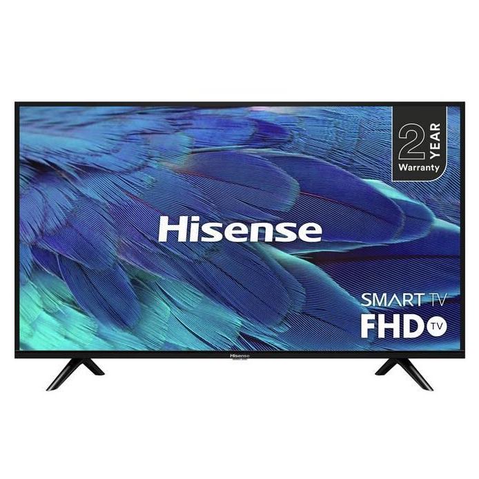 Hisense 40 Inch Smart Full HD TV - £229.99 @ Argos