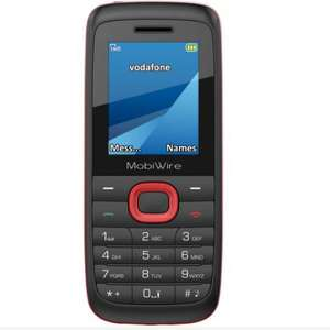 Mobiwire Ayasha Vodafone PAYG Vodafone 99p at Argos, No Top Up via FastTrack needed!