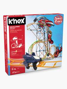 K'Nex from John Lewis and Partners, roller-coaster building set - £12.50 (+£2 C&C or £3.50 Delivery)
