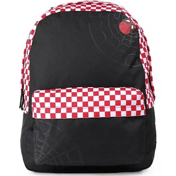 VANS x Marvel Spidey Checked Backpack now £14.99 / £16.97 C&C @ TK Maxx
