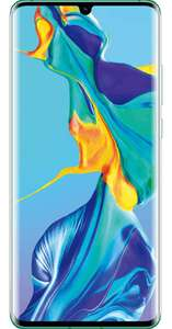 Huawei P30 pro unlimited everything. No upfront cost vodaphone - £39 pm £936 @ uSwitch