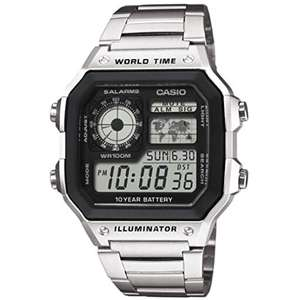 Casio Collection Men's Watch AE-1200WH £22.99 @ Amazon
