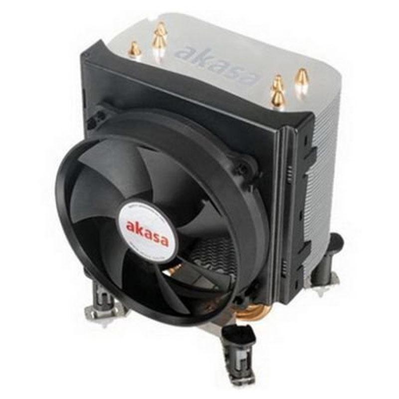 Akasa X4 AK-968 Multi-Platform CPU Cooler. mymemory. Use code 33OFF - £10.67 @ MyMemory