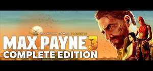 Max Payne 3: The Complete Edition (Steam PC) £3.99 @ 2Game