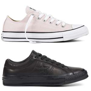 40% Off Selected Summer Styles and  Converse One Star using discount codes @ Converse