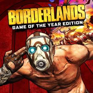 Free Play Days: Borderlands: Game of the Year Edition (PS4)