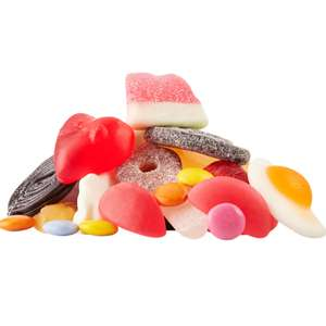 IKEA pick and mix sweet £0.50 per 100g with family card