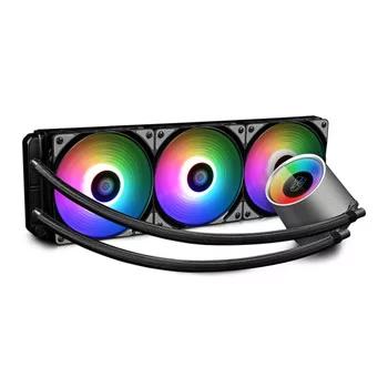 DEEPCOOL 360mm ARGB Intel/AMD CPU Liquid Cooler - £111.48 Delivered @ Scan