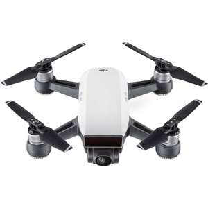 DJI SPARK Mini Drone- Refurbished - Extra £30 off with PICKME10 reduced to 299.99 with code its 269.99 @ itstor eBay