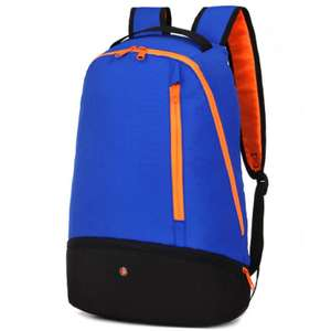 Clever Bees Hiking Backpack - Blue L18, £6.65 with code at MyMemory