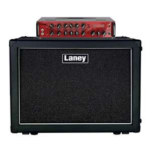 "Laney 50th Anniversary Ironheart Studio SE Head + Laney GS112V  12"" Celestion V-Type Cab  - £499 Delivered @ Andertons"