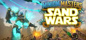 [Xbox One/Steam] Minion Masters - Might of the Slither Lords DLC - Free - Steam Store