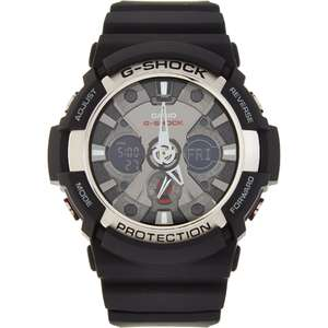 RRP£165 Mens Casio G-Shock Alarm Chronograph Watch GA-200-1AER - £64 @ TK Maxx
