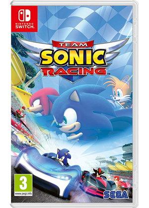 Team Sonic Racing (Nintendo Switch) £22.85 @ Base