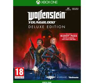 Wolfenstein: Youngblood Deluxe Edition (Xbox One) - £24.99 @ Currys