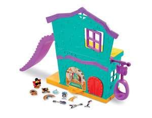 Moshi Monsters MHN01000 Egg Hunt Blingo's Party House Playset @ Amazon Add On £3.99