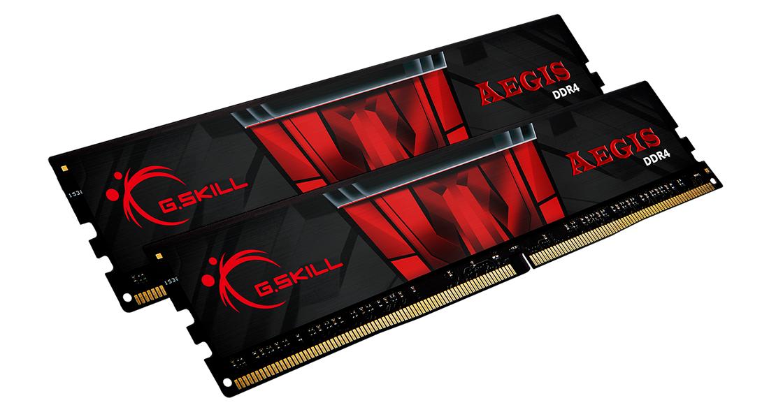 G.Skill AEGIS F4-3000C16D-16GISB Memoria 16GB DDR4 (2x8GB) 3000mhz £63.53 @ Amazon