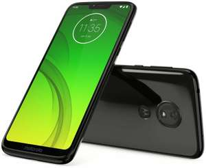 Sim Free Motorola G7 Power 6.24 Inch 64GB 12MP 4G Mobile Phone Black - Refurbished £111.99 delivered @ Argos ebay
