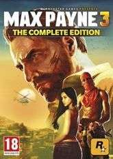 [Steam] Max Payne 3: The Complete Edition PC - £3.59 with code @ Voidu