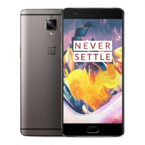 OnePlus 3T A3003 128GB 6GB RAM Mobile Smartphone Gunmetal Unlocked - Refurb Good Condition £121.49 delivered with code @ xsitems_ltd / ebay