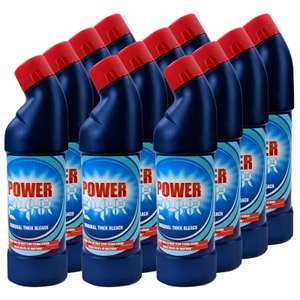 Power 24hr Thick Bleach (12 Bottles) for £3.49 at Costco