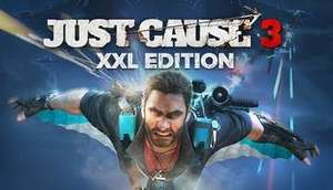 [Steam] Just Cause 3 XXL Edition PC - £3.22 @ Humble Bundle