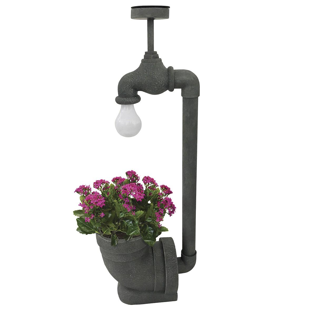 Mansion Solar Powered Tap Light & Flower Pot Holder £14.93 @ Robert Dyas (Free C&C)
