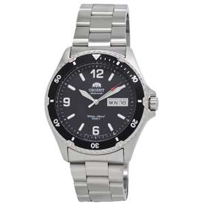 Orient Diver Mako II Black Dial Automatic 200M FAA02001B9 Watch - £97 (With Code) @ Creation Watches