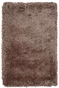 Argos Home Bliss Rug - 170x110cm - Mocha or Mink Colour - £35 (free C&C) @ Argos - Other sizes & Price reductions, see OP