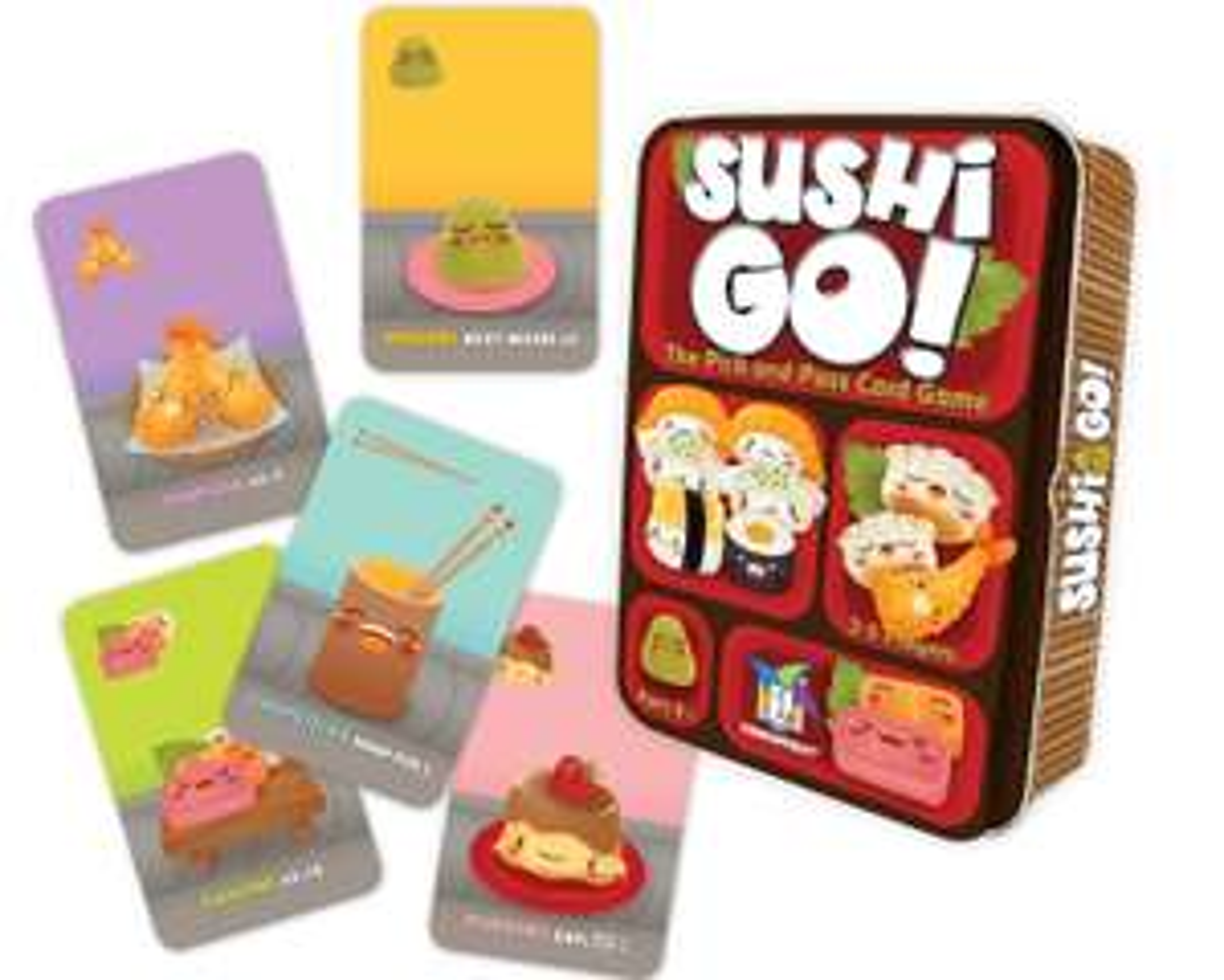 Sushi Go! £12.99 @ Amazon (prime/ +4.49 non-Prime)