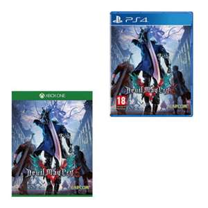[Xbox One/Ps4] Devil May Cry 5 £21.85 delivered @ Base