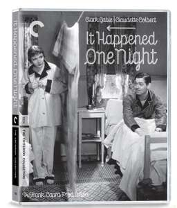 It Happened One Night - The Criterion Collection (Restored) [Blu-ray] £9.99 @ Zoom