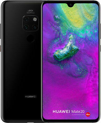Grade B Huawei Mate 20 128GB Dual Sim Black, Unlocked £250 @ CEX