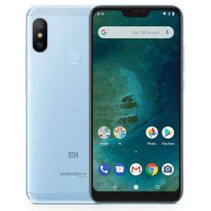 Xiaomi Mi A2 lite Dual SIM 4GB RAM/64GB £119.99 @ Clove.co.uk