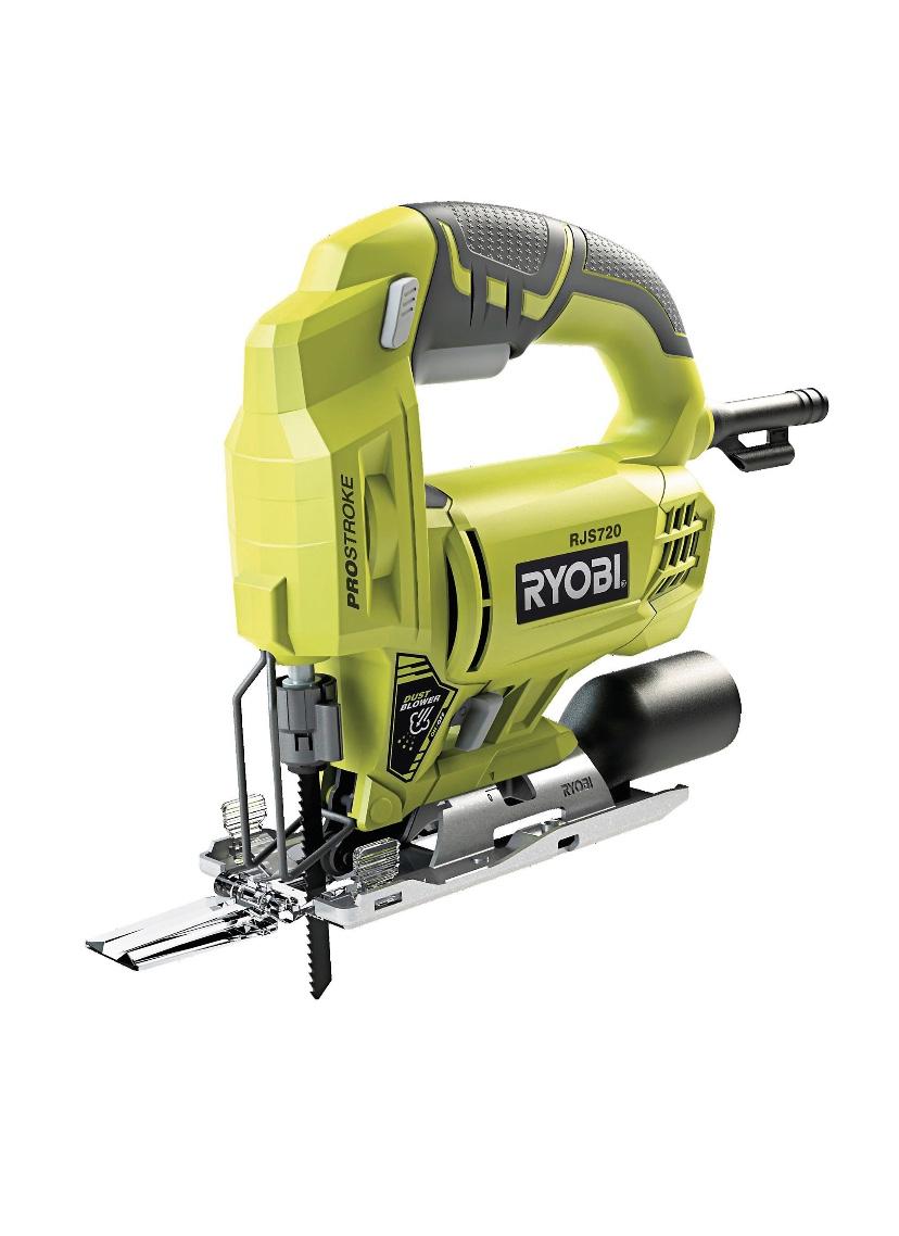 Ryobi 500W 240V Jigsaw £28 @ B&Q